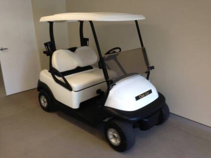 Club Car 2011 Precedent Petrol Golf Cart Mittagong Bowral Area Preview