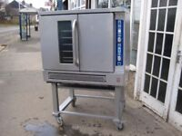Catering commercial Falcon G7208 Convection oven natural gas.