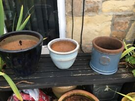 Assorted quality planters