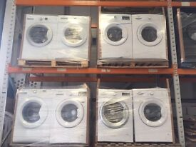 New & Ex-Display Appliances Washing Machine Dryer Fridge Freezer Cooker Dishwasher over 5000 items