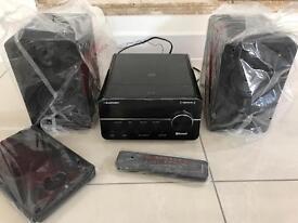 Blaupunkt NE8281 CD/MP3 Mini Micro Hi-Fi DAB & FM Radio With USB Bluetooth & AUX