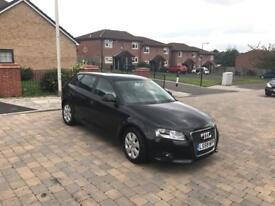 Audi A3 se 1.9 diesel reg 2009 miles 65,000
