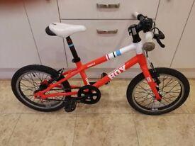 "Hoy Bonaly Children's Bike (16"" wheels)"