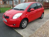 Toyota Yaris 1.3 T3 5 Dr Manual Low Mileage Now REDUCED !!