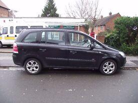 vauxhall zafira 1-8 petrol semi auto long mot 22-12-17 first to see will buy £2000 07955678856