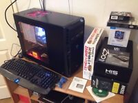 Bargain i5 Quad Core / AMD HD 7850 2GB Sli/Crossfire Enabled Gaming PC