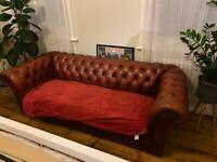 Chesterfield Sofa - TLC needed