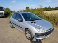 2004 peugeot 206 hdi (52k from new)