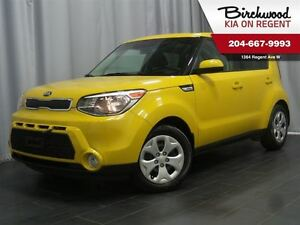 2016 Kia Soul LX *ACCIDENT FREE/ 1 OWNER*