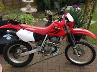 Honda xr400 2001