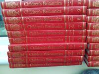 Children's Britannica 1987 (Complete set, Volumes 1-20) by Encyclopaedia Britannica