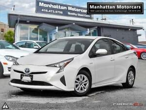 2016 TOYOTA PRIUS HYBRID 5DR LIFTBACK |CAMERA|NOACCIDENTS|WARRAN
