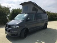 VW Transporter T5 Camper Van T32 102 TDI LWB Pop Top Roof
