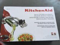 Kitchen aid spiralizer . Brand new .