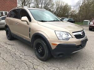 2008 Saturn Vue XE - ONE OWNER - NO ACCIDENT - SAFETY INCLUDED