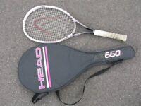 Head 660 Master Racket