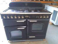 Rangemaster Gas & Electric Cooker