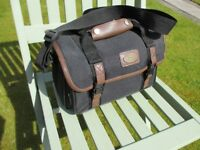 Canon camera bag for SLR or video camera. In great condition and from smoke free home.