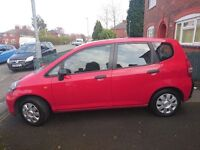 Amazing Honda Jazz for cheap!!!!! only £839!!!! REDUCED PRICE!!!