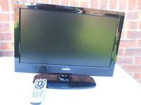 cello 15inch television with remote