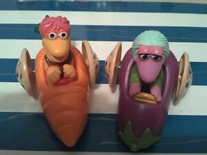 Set of 2 *FRAGGLE ROCK* McDonald's Happy Meal Toys *$5*