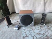 Logitech Z3 speakers