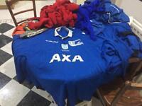 Football Strip Kit Whole Team, Home & Away