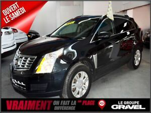 2013 Cadillac SRX LUXURY NAVIGATION CUIR TOIT OUVRANT