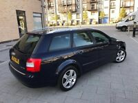 Audi A4 2004 1.9 AVANT TDI **130 BHP ** 6 SPEED MANUAL *** AUDI SERVICE HISTORY ** GOOD CONDITION
