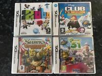 Nintendo Ds Games including Disney and more