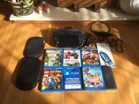 PS Vita and games