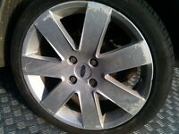 "FORD FOCUS MP3 17"" ALLOYS 4 X 108 RS TURBO / COSWORTH / ESCORT XR / FIESTA / ORION etc BARGAIN £125"