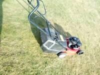 Petrol push mower vgc