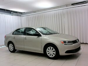 2013 Volkswagen Jetta VW CERTIFIED! Low KMs!! Trendline Plus Aut