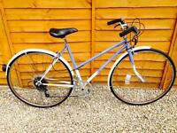 Fully Working - Dawes Debutante Vintage Hybrid Town Bike