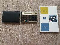 hp 12c financial calculator - LIKE NEW