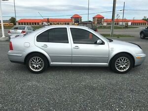 2003 Volkswagen Jetta Wolfsburg Ed 1.8L 5sp Kingston Kingston Area image 8