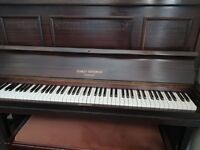 PIANO - FREE TO COLLECTOR