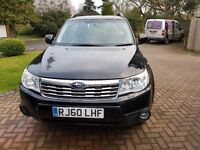 Subaru Forester XS Auto 2.0 litre petrol, very good condition and ultra reliable