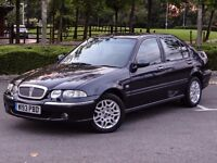 2000 Rover 45 1.8 Club 4dr 550 £ only