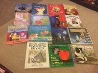 Selection of 15 children's books