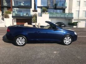 VW EOS TDI Convertible 2L