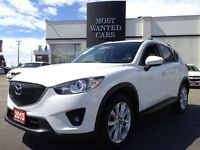 2013 Mazda CX-5 GT | AWD | NAVIGATION | BLIND SPOT MONITOR | LEA