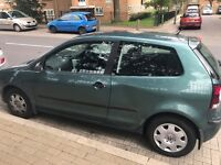 Volkswagen Polo 3Dr, 1.2l, Manual