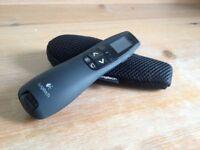 Logitech R800 Professional Presenter Wireless pointer