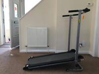 Barely used Pro Fitness Manual Treadmill - Bargain!