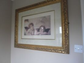 LARGE PICTURE OF 2 CHERUBS