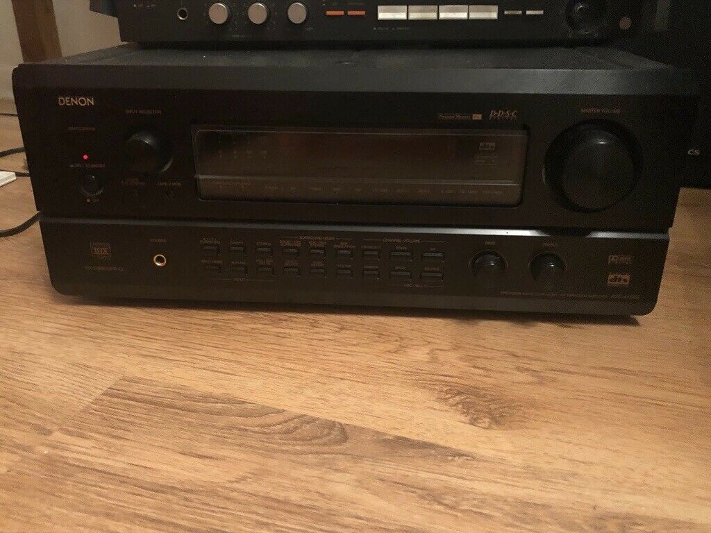 Denon amp / cinema surround | in Leigh-on-Sea, Essex | Gumtree