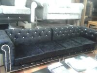 sofa for sale, available in our store in white chapel. Call us today for more details and delivery..