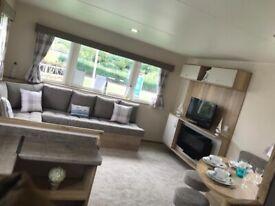 Caravan to rent presthaven sands 'haven'
